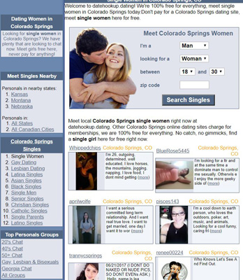 colorado online women